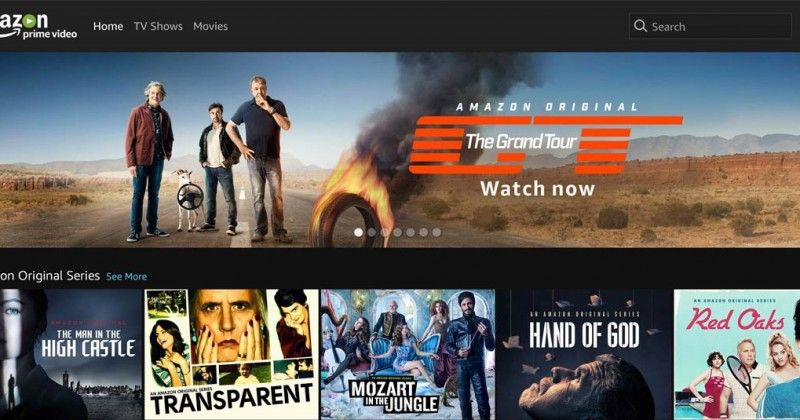 Amazon Prime Video enfin accessible chez nous