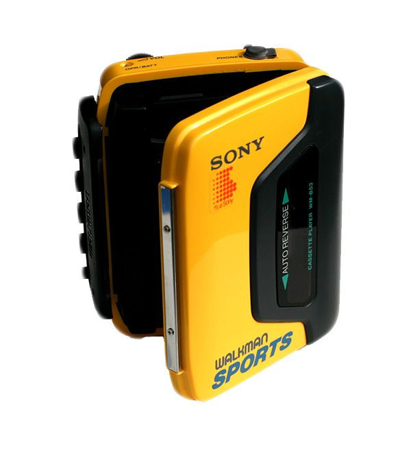 Walkman de Sony
